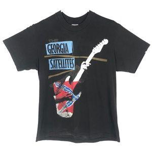 Vintage 1987 Georgia Satellites Concert tour shirt